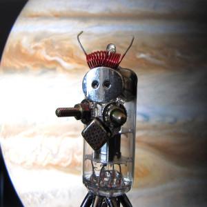 Space Explorer Robot